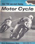 Motor Cycle - Motorcycle Magazine - 7th February 1963 - M2469
